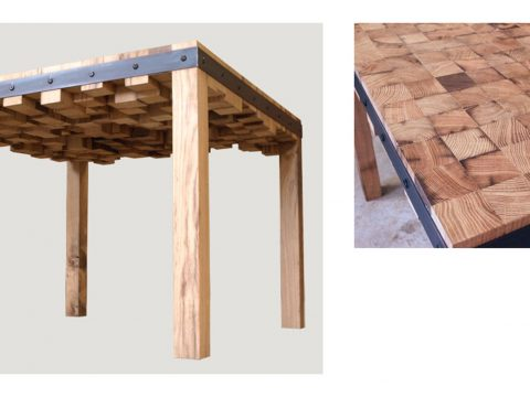Mobilier-contemporain-Table-Croq-Table-chêne-massif-en-bois
